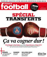 Une - France Football 15 avril 2014