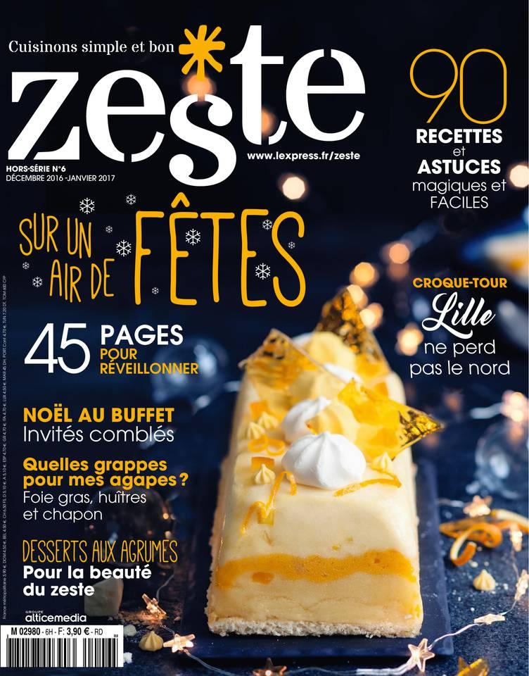 Abonnement Zeste Hors-Série Pas Cher avec le BOUQUET ePresse.fr