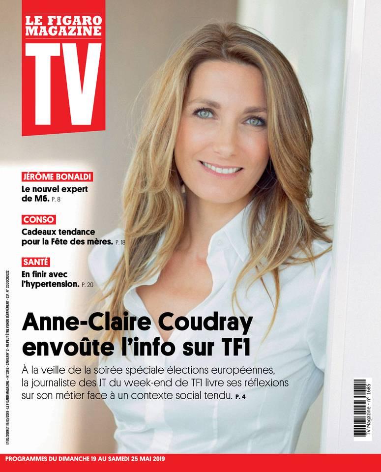 TV Magazine du 19 mai 2019 à télécharger sur iPad