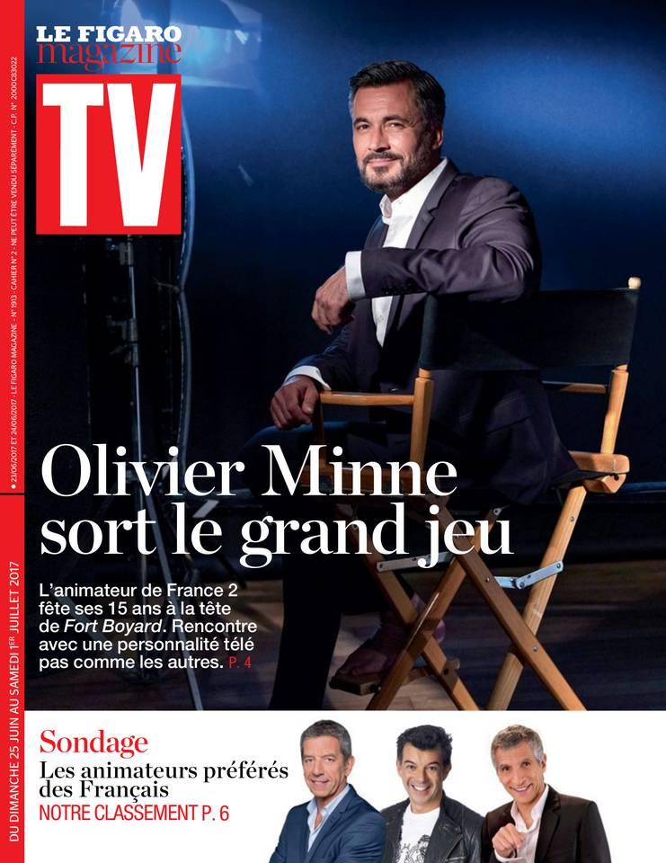 TV Magazine du 25 juin 2017 à télécharger sur iPad