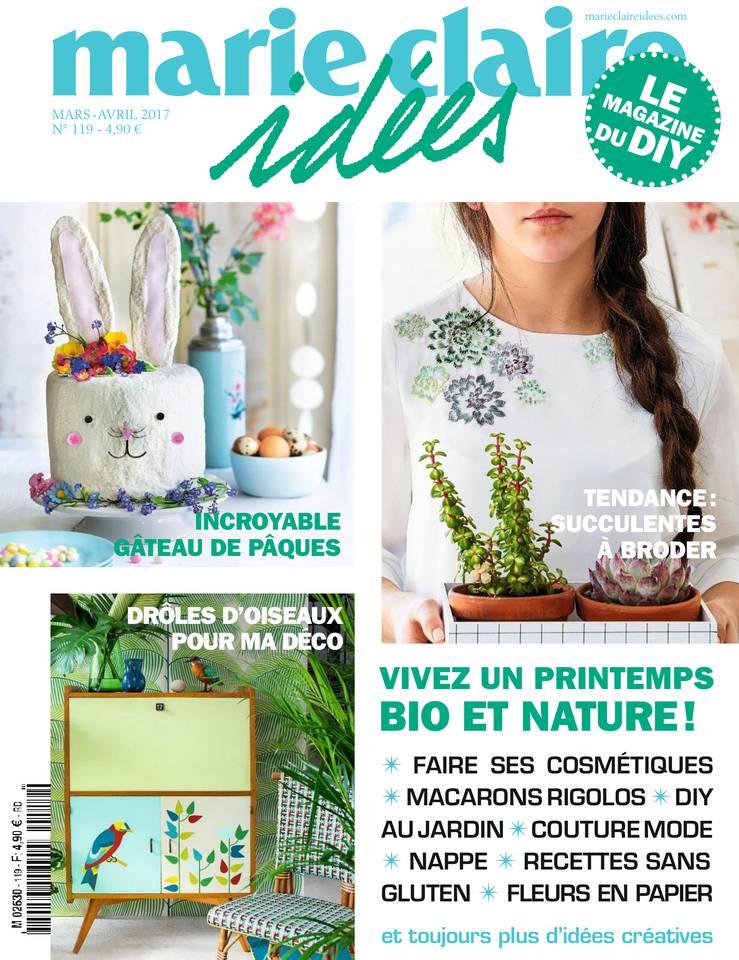 Abonnement Marie Claire Idées Pas Cher avec le BOUQUET ePresse.fr