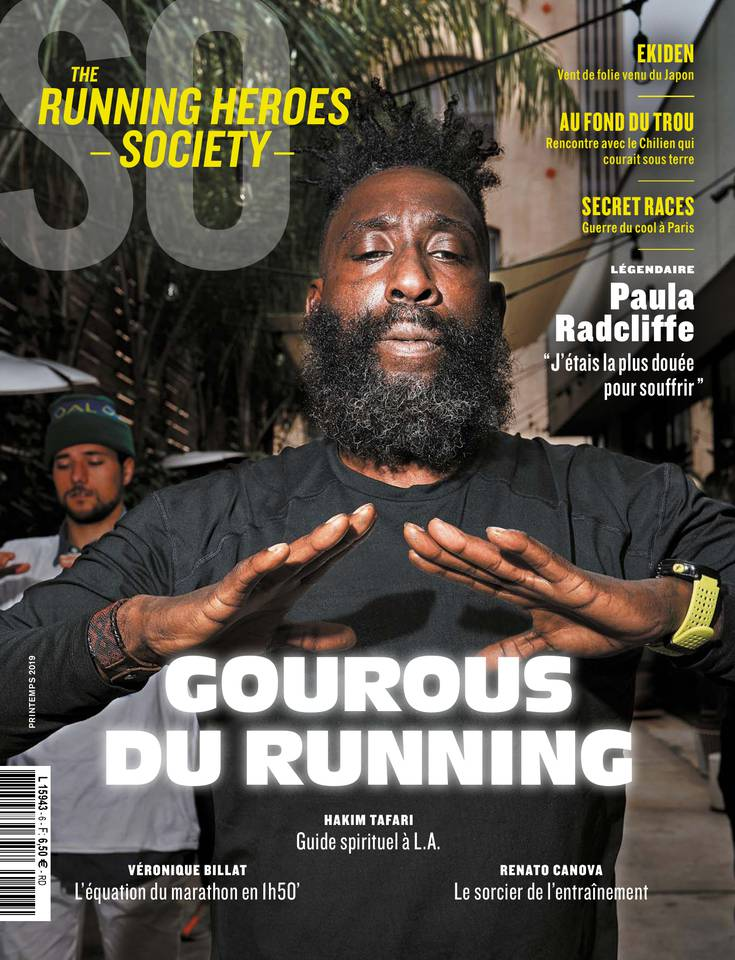 The Running Heroes Society du 28 mars 2019