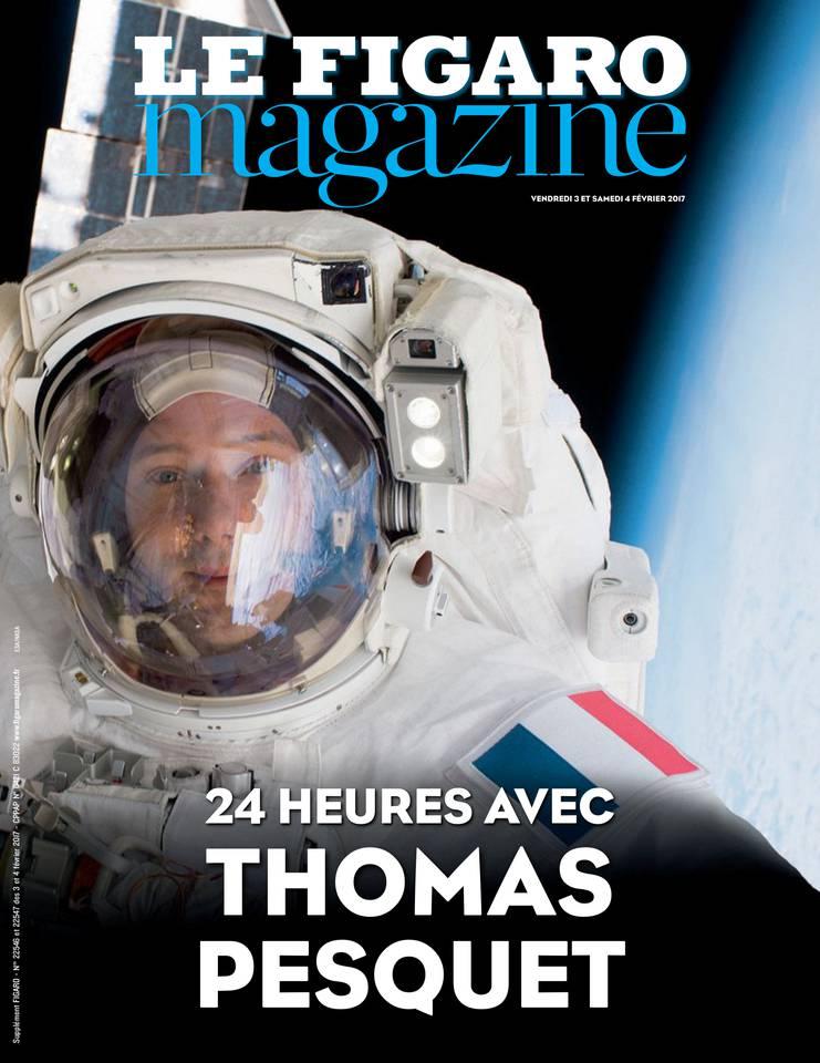 Le Figaro Magazine du 03 février 2017 à télécharger sur iPad