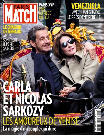 Paris Match - 3639 |