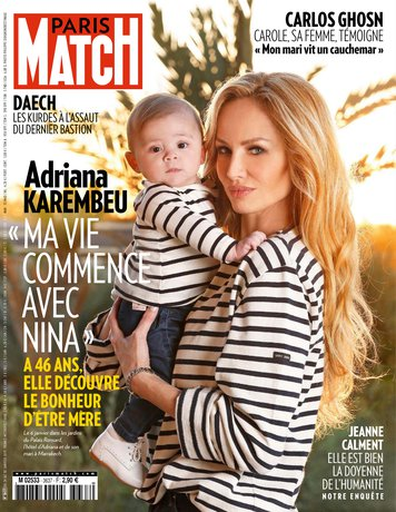 Paris Match - 3637 |