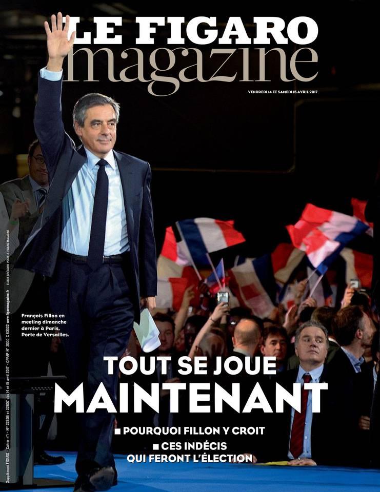 Le Figaro Magazine du 14 avril 2017 à télécharger sur iPad