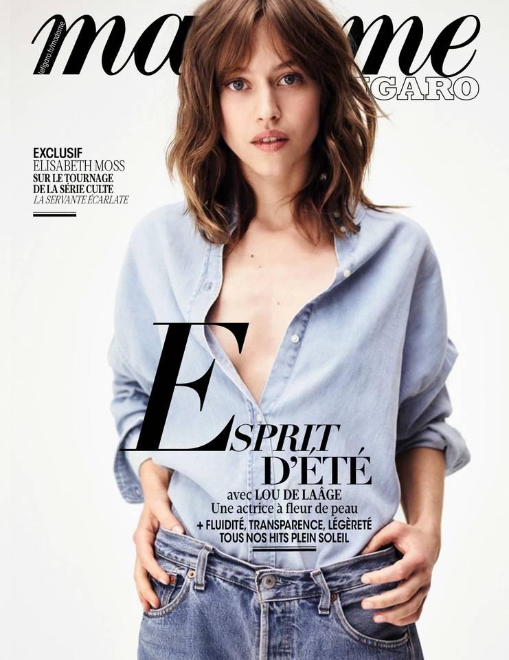 Madame Figaro du 27 avril 2018 à télécharger sur iPad