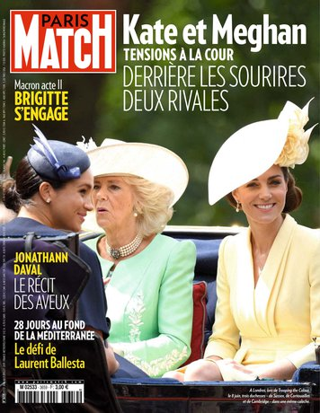 Paris Match - 3659 |