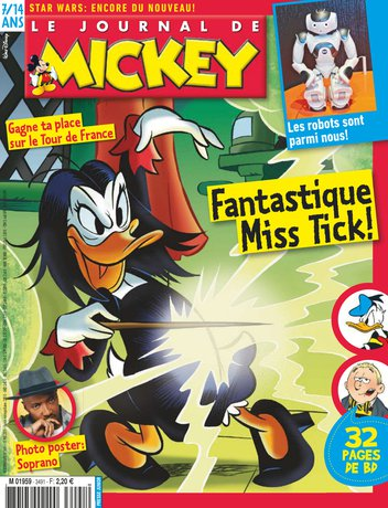 Le Journal de Mickey - 3491 |