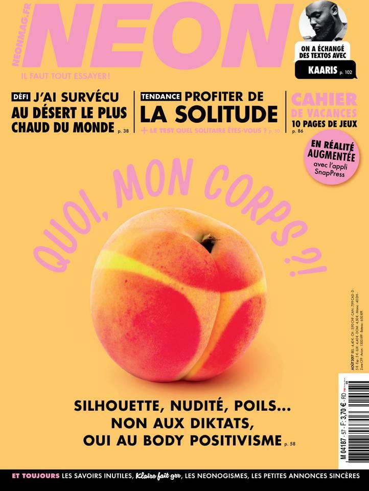 Abonnement à NEON Pas Cher avec le BOUQUET À LA CARTE ePresse.fr
