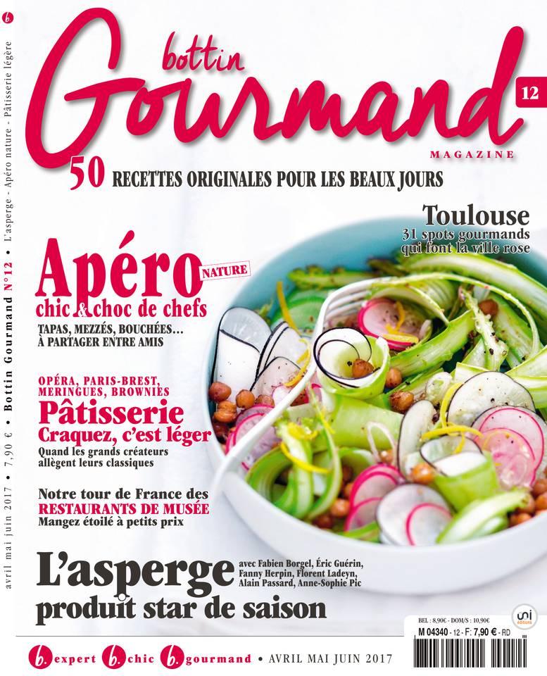 Abonnement Bottin Gourmand Magazine avec le BOUQUET ePresse.fr