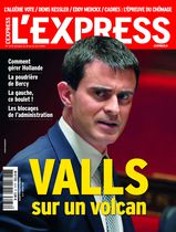 Une - L'Express 16 avril 2014