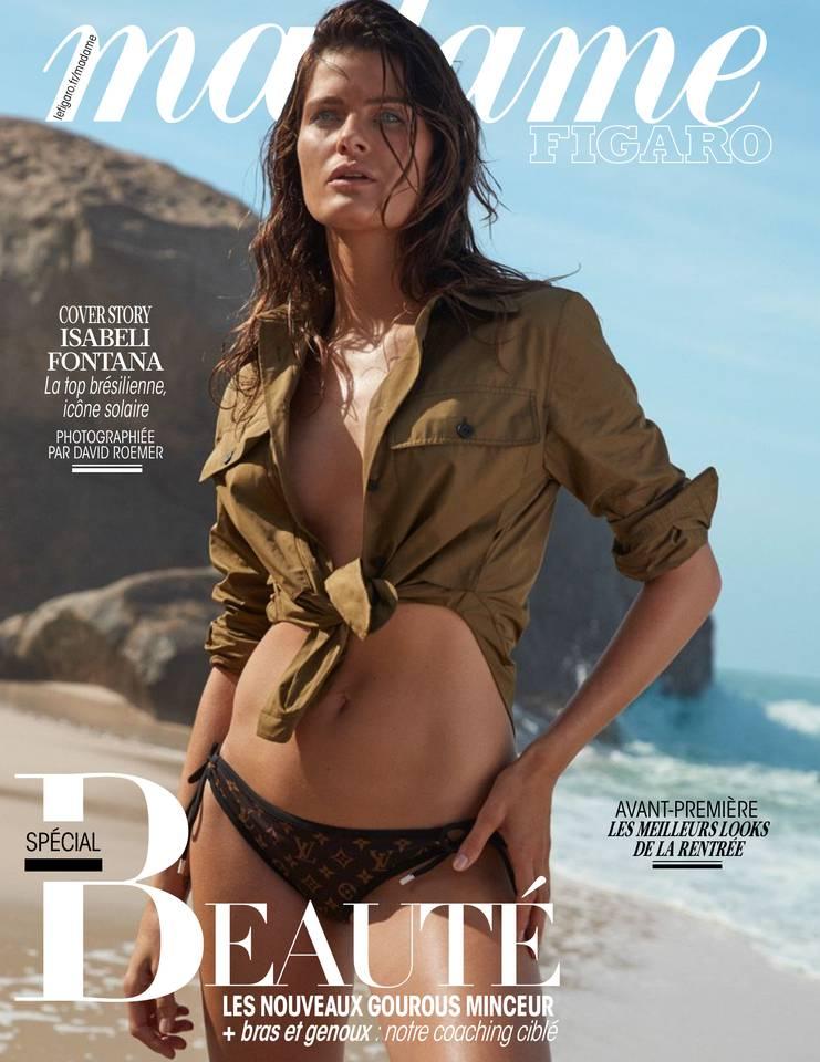 Madame Figaro du 28 juillet 2017 à télécharger sur iPad
