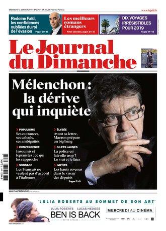 Le Journal du Dimanche - 3757 |