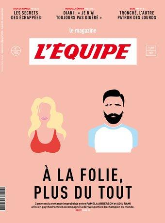 Le magazine L'Équipe - 12/07/2019 |