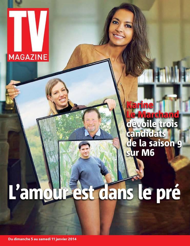 TV Magazine du 05 janvier 2014 à télécharger sur iPad