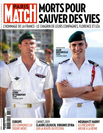 Paris Match - 3653 |