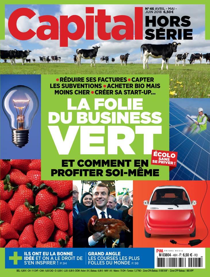 Abonnement Capital Hors-Série Pas Cher avec l'OFFRE ePresse.fr