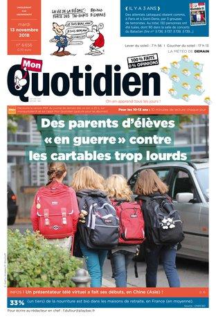 Mon Quotidien - 6656  