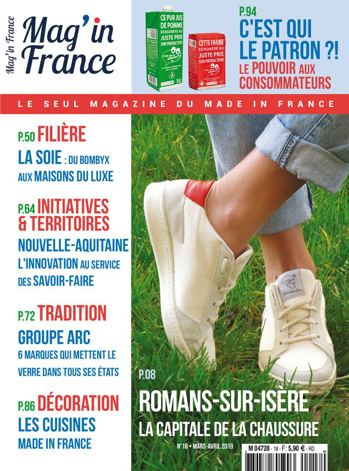 Mag' in France du 08 mars 2019