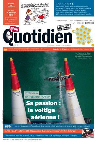 Mon Quotidien - 6738 |
