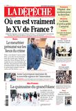 La Dépêche du Midi  - 07/02/2015 |