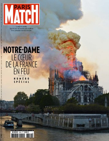 Paris Match - 3649 |