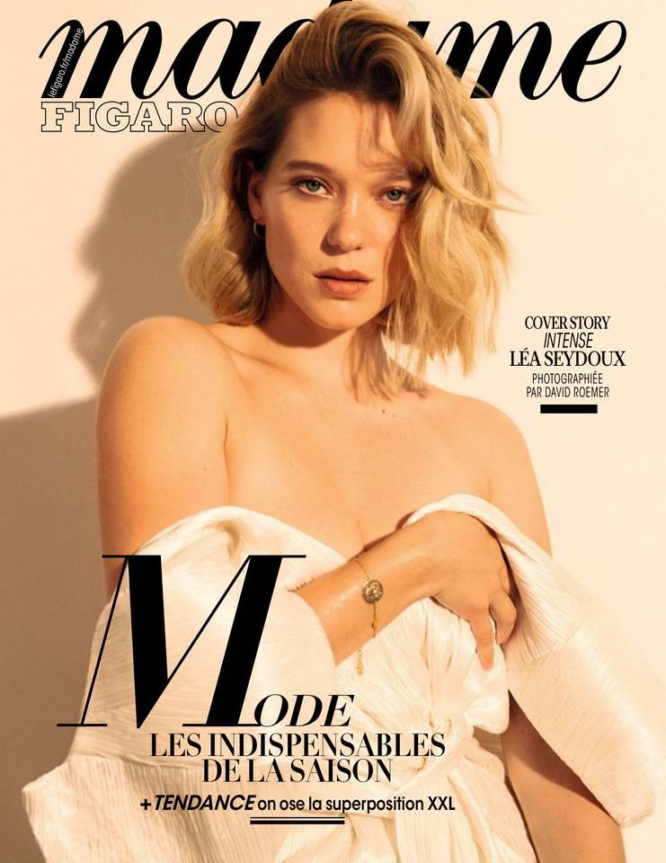 Madame Figaro du 02 novembre 2018 à télécharger sur iPad