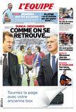 L'Équipe - 25/03/2015 |