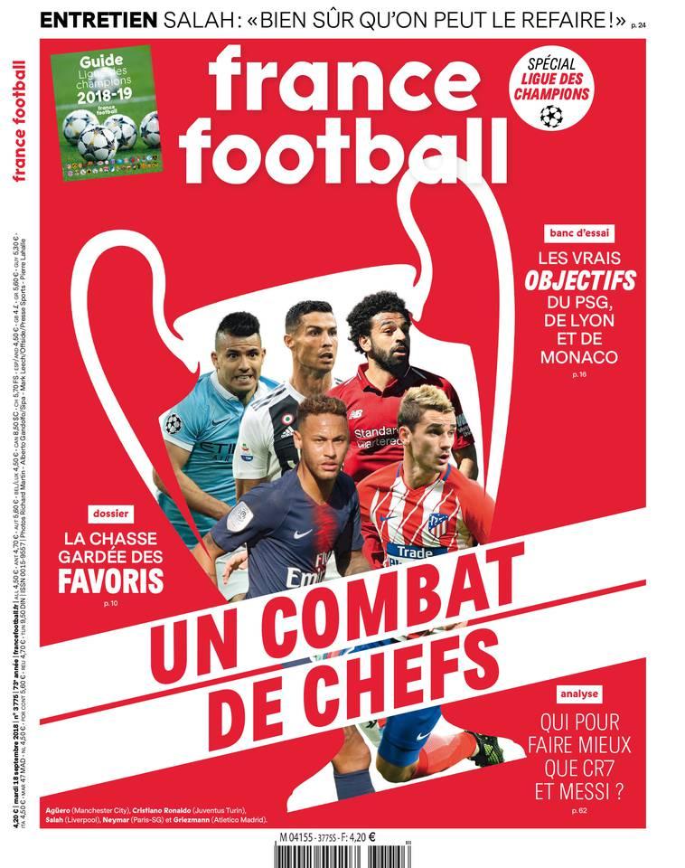 Abonnement à France Football Pas Cher avec le BOUQUET ePresse.fr