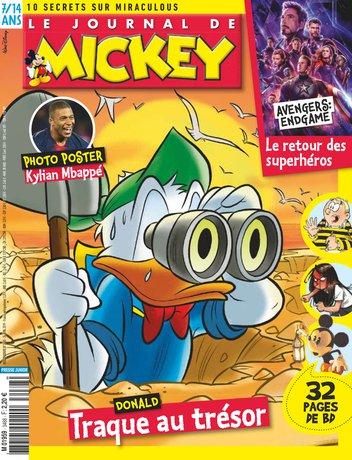 Le Journal de Mickey - 3488 |