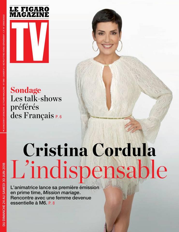 TV Magazine du 24 juin 2018 à télécharger sur iPad