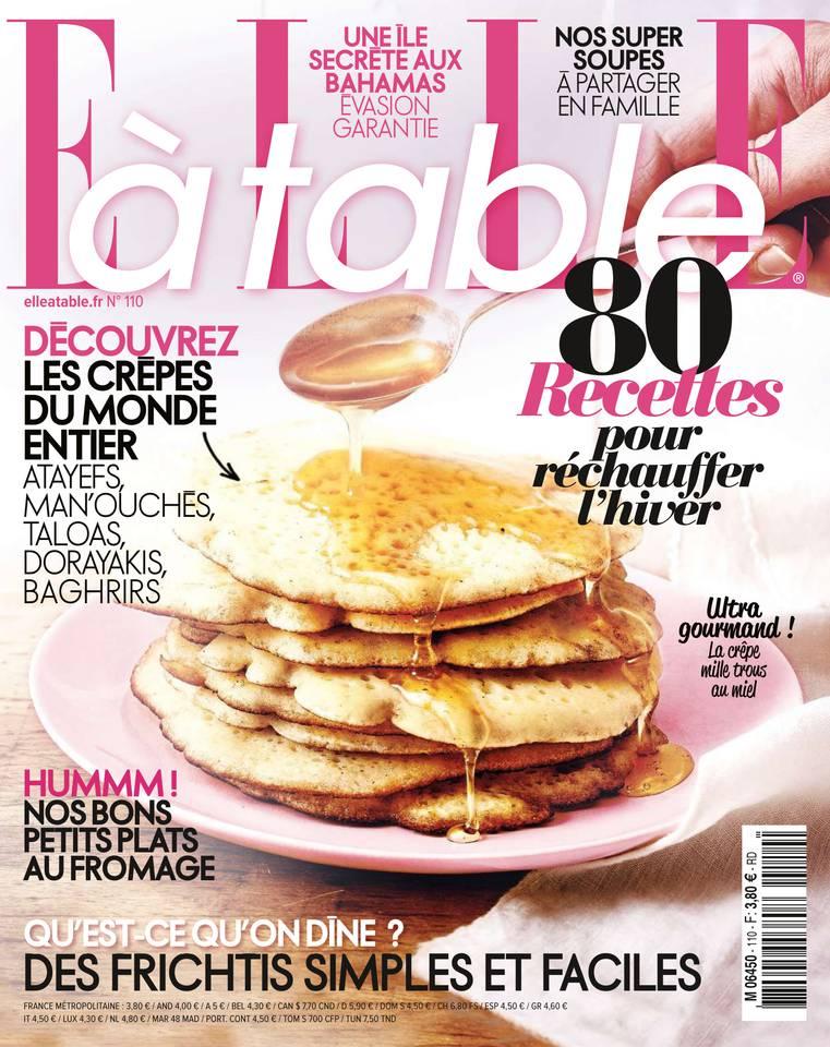 Abonnement à ELLE à Table Pas Cher avec le BOUQUET ePresse.fr