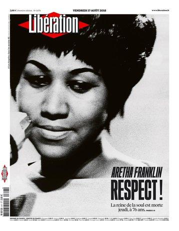 Libération - 17/08/2018 |