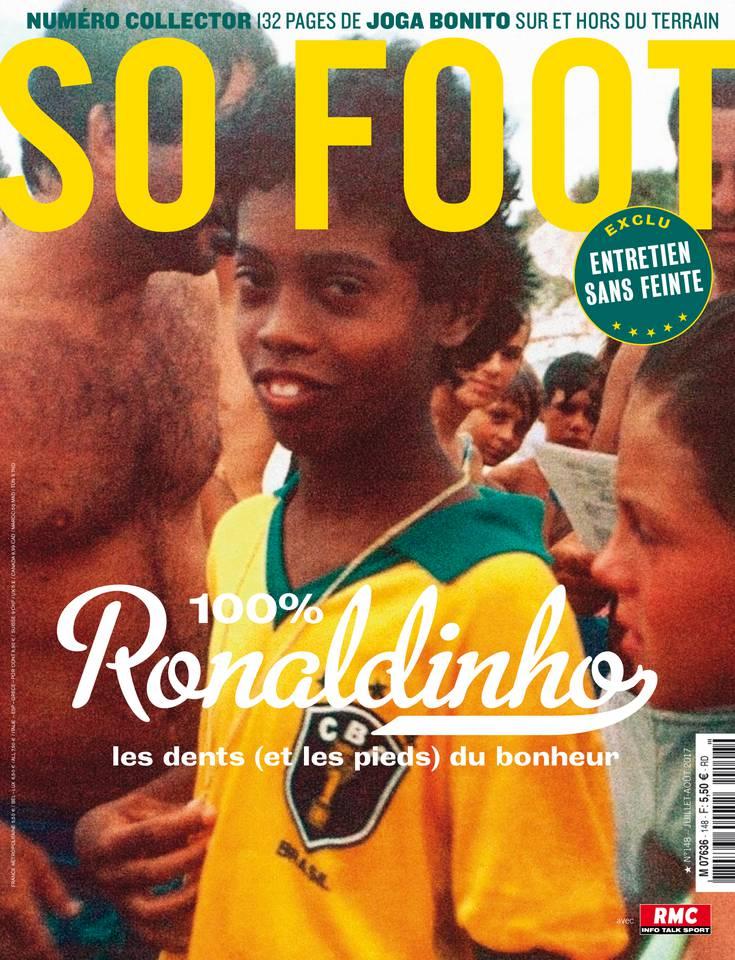 Abonnement SO FOOT avec le BOUQUET ePresse.fr