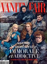 Une - Vanity Fair 23 avril 2014