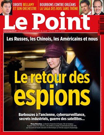 Le Point - 2423 |