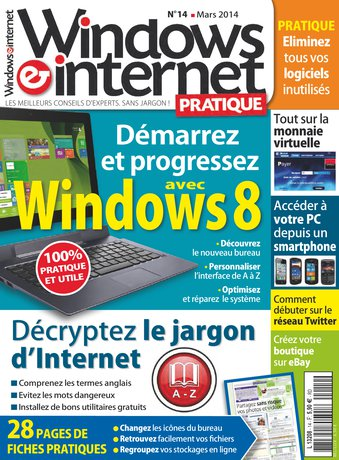 Une de «Windows & Internet Pratique»