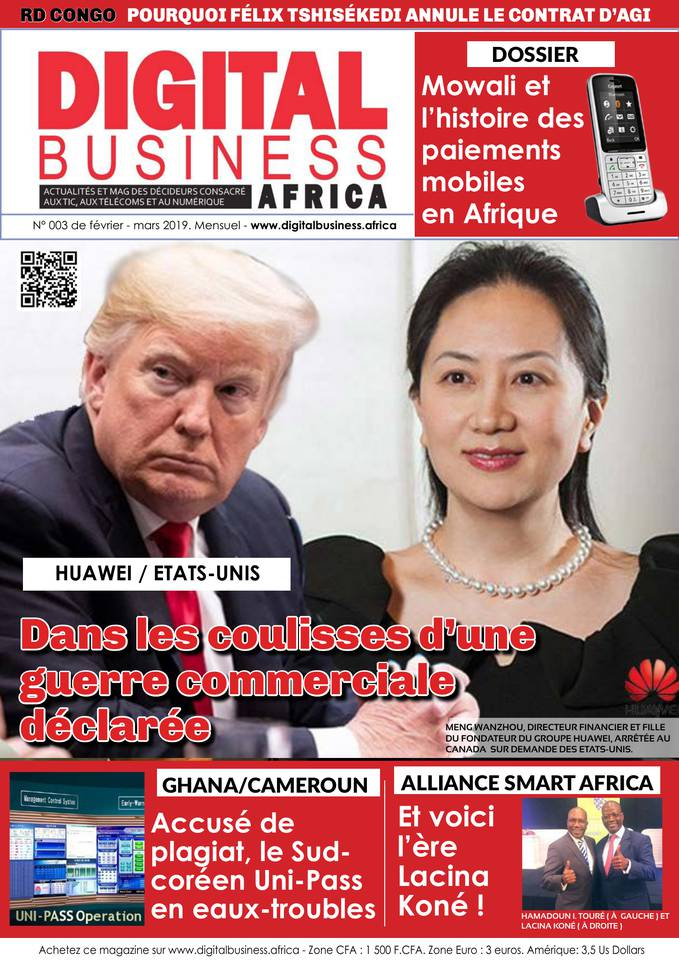 DIGITAL Business Africa du 26 février 2019