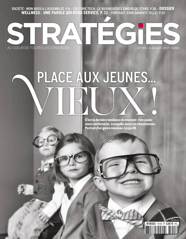 Abonnement Stratégies Pas Cher avec l'OFFRE ENTREPRISE ePresse.fr