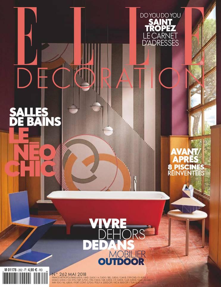 Abonnement ELLE Décoration Pas Cher avec le BOUQUET ePresse.fr