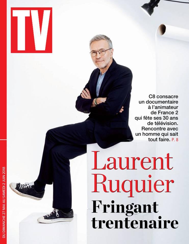 TV Magazine du 27 mai 2018 à télécharger sur iPad
