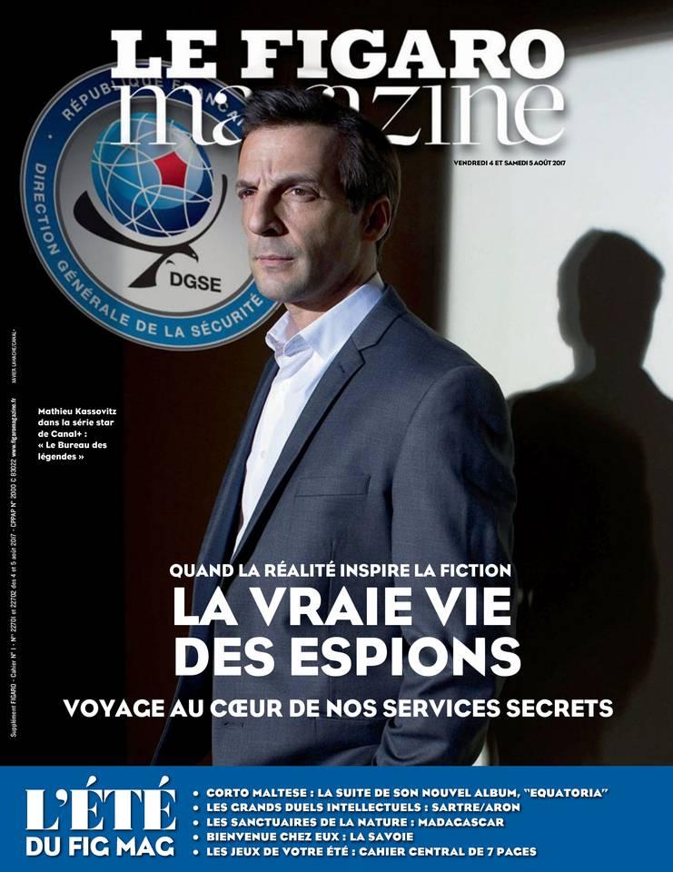 Le Figaro Magazine du 04 août 2017 à télécharger sur iPad
