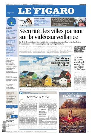 Le Figaro - 18/08/2018  