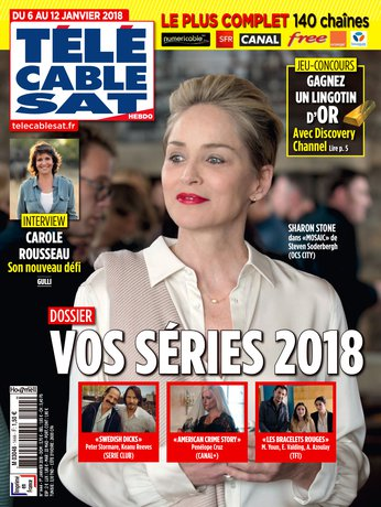 T l c ble sat hebdo n 1438 du 15 novembre 2017 - Tele cable sat ...