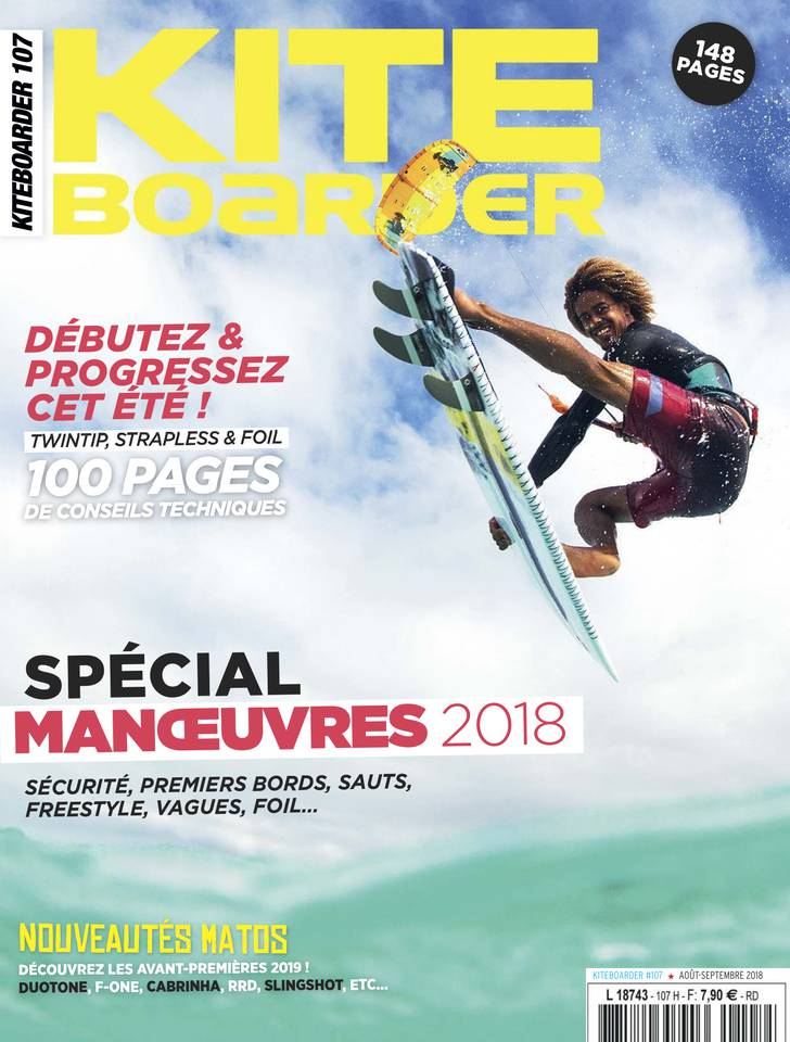 Abonnement Kiteboarder Mag Pas Cher avec le BOUQUET ePresse.fr