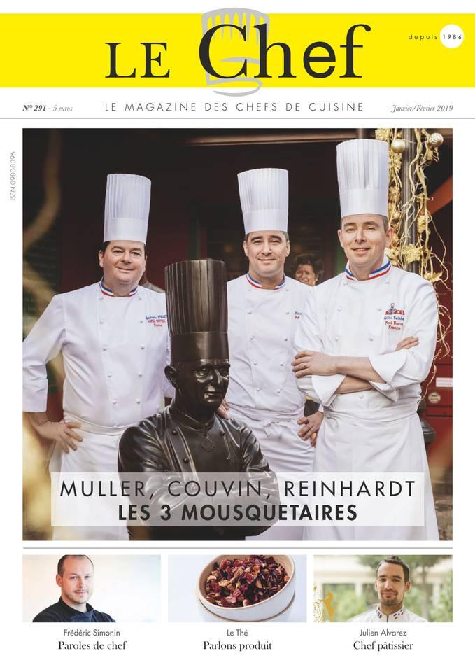 Abonnement Le Chef Pas Cher avec l'OFFRE ENTREPRISE ePresse.fr