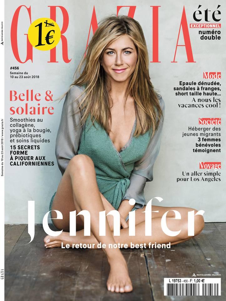 Abonnement Grazia Pas Cher avec le BOUQUET À LA CARTE ePresse.fr