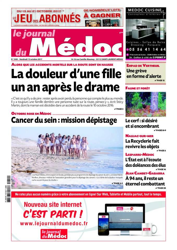 Abonnement Le Journal du Médoc Pas Cher avec BOUQUET INFO ePresse.fr