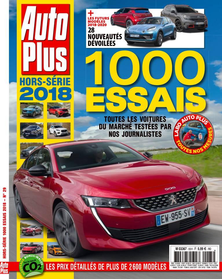 Auto Plus Hors-Série N°65 du 29 juin 2018 à télécharger sur iPad